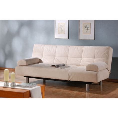 convertible futon sofa bed and lounger walmart