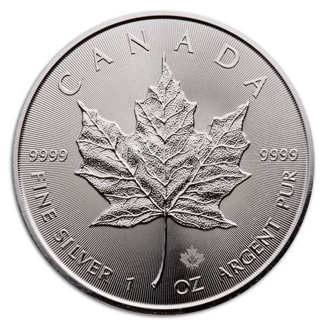 1 oz 2017 canadian maple leaf silver coin 2017 canadian silver maple leaf 1 oz 9999 canadian pmx
