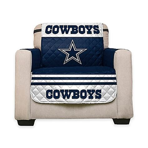 bed bath and beyond dallas nfl dallas cowboys chair cover bed bath beyond