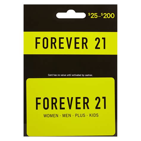 Check Balance On Forever21 Gift Card - check forever21 gift card balance gift ftempo