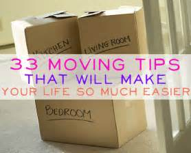 Packing And Moving Tips by 33 Moving Tips That Will Make Your Life So Much Easier