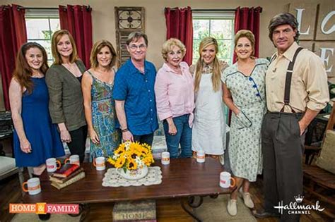 on hallmark s quot home family quot it s a reunion of quot the