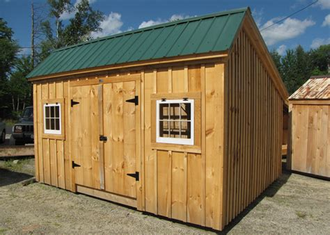 Metal Shed Kits For Sale by Saltbox Shed Plans Storage Buildings Kits Jamaica