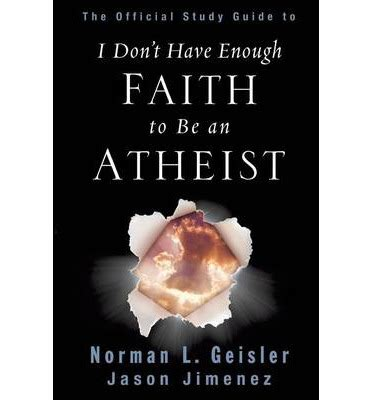 second an atheist s journey to spirituality books the official study guide to i don t enough faith to
