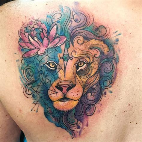 level up tattoo magic watercolour level up studio
