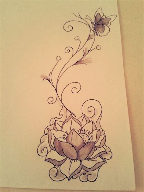 flor de loto tattoo flor de loto car interior design