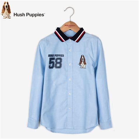 Longsleeve Hush Puppies usd 99 47 hush puppies boys new fall clothing in the large children s tops children s
