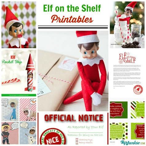 printable elf on the shelf rocket ship 24 best elf on the shelf ideas tip junkie