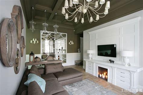 wohnungseinrichtungen wohnzimmer 美式小户型公寓住房室内装修效果图大全2014图片 土巴兔装修效果图