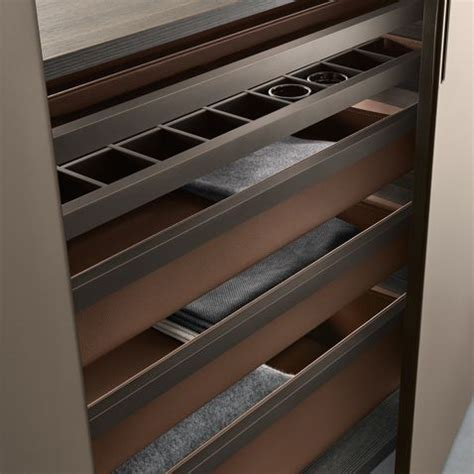 Sliding Closet Storage Rimadesio Sliding Systems Living Area Complements