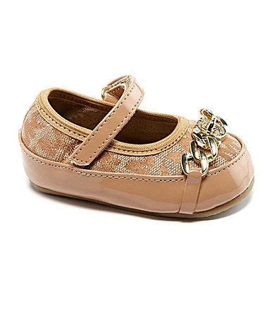 baby michael kors shoes oh my michael michael kors infant baby grace
