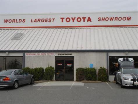 Berglund Toyota Lynchburg Va Berglund Oak Ridge Toyota Lynchburg Va 24502 Car