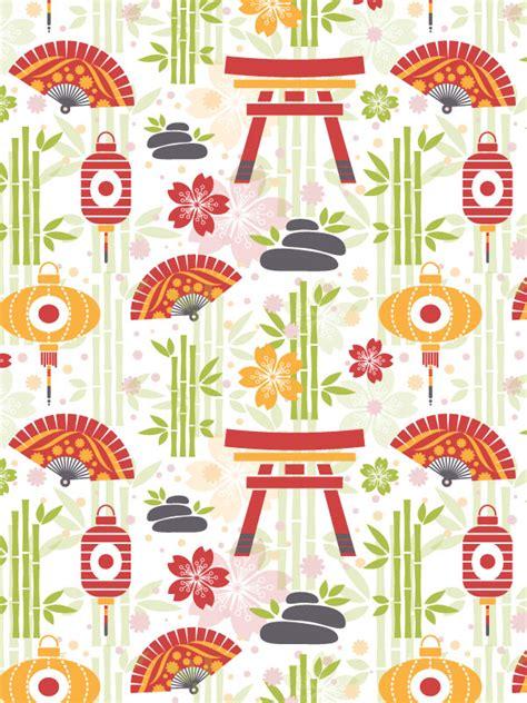 pattern photoshop oriental create a gentle flat oriental pattern in adobe illustator
