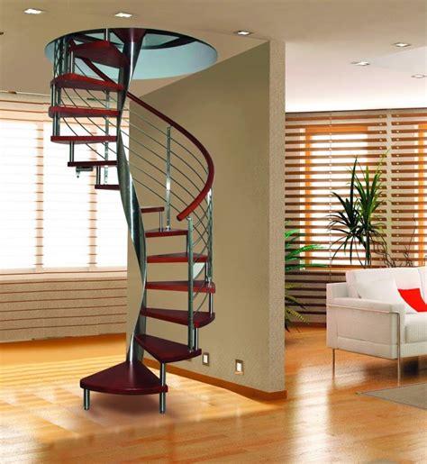 scale per interni prefabbricate scale elicoidali per interni in legno o ferro lineascale