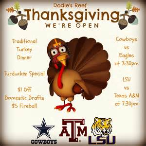 what day is thanksgiving 2014 on gobble gobble it s thanksgiving at dodie s reef dodies