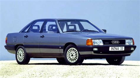 how do i learn about cars 1990 audi 100 navigation system audi 100 quattro c3 1982 87 youtube