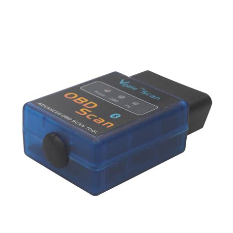 obd2 scanner android elm327 vgate scan advanced obd2 bluetooth scan tool support android and symbian software v2 1