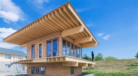 casa madera moderna casas de madera arquitectura de casas