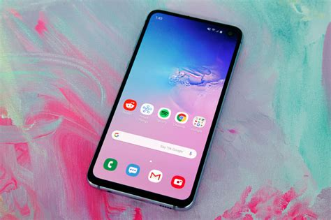 Samsung Galaxy S10 Promotion by Galaxy S10 Launches In Stores Tomorrow But You Probably Shouldn T Buy One Until Next Month Bgr