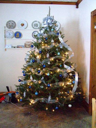 221 best images about a blue silver christmas on