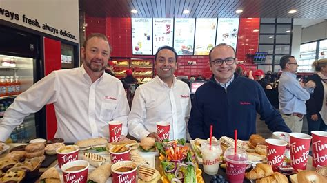 Tim Hortons Mba Leadership Program by Canadian Coffee Chain Tim Hortons Launches In The Uk