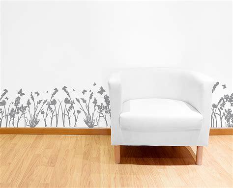 prato fiorito gioco wall sticker prato fiorito