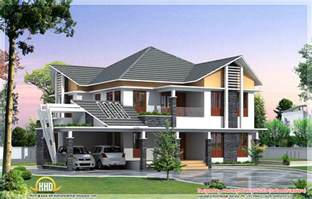 Beautiful House Plans With Photos by 7 Beautiful Kerala Style House Elevations Indian House Plans