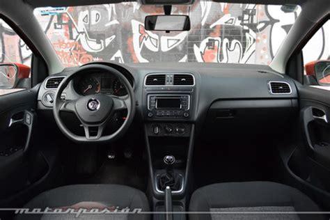 volkswagen polo 2015 interior volkswagen polo 2015 prueba parte 1