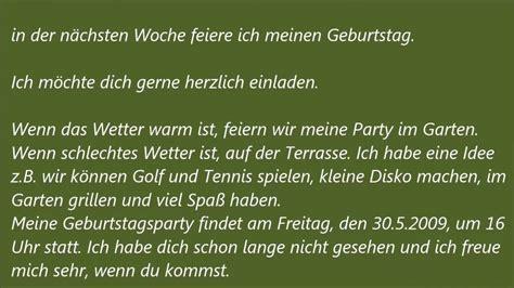 Einladung Zur Hochzeitsparty by Deutsche Brief A1 A2 B1 Pr 252 Fung 43