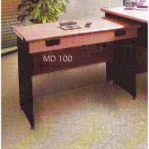 Meja Kantor Daiko meja kantor daiko md 100 daftar harga furniture dan