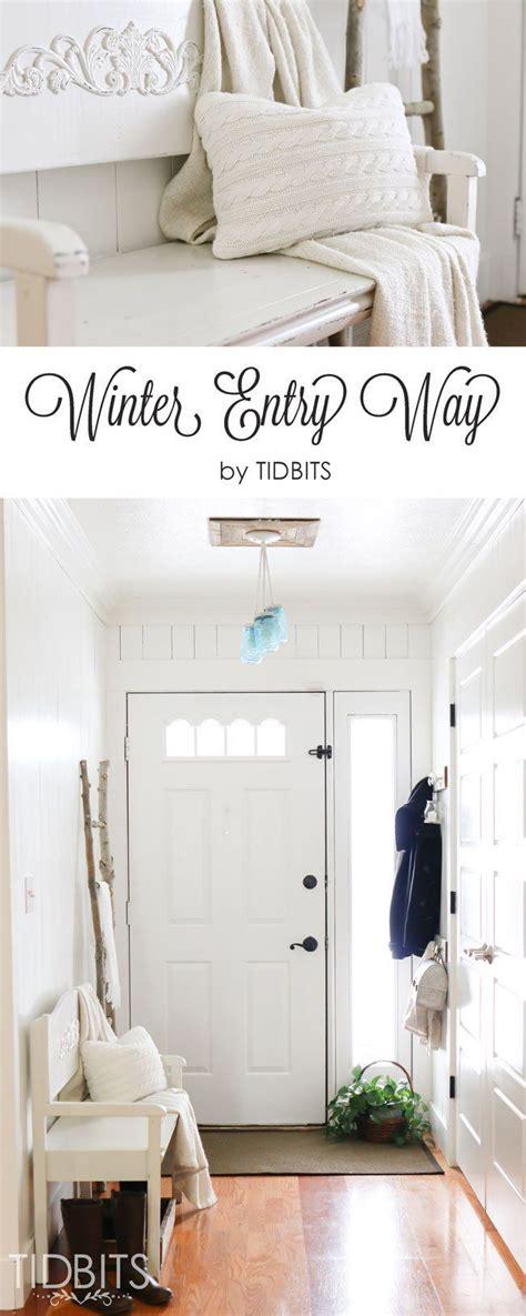 winter entry  modern entryway decor small entryways