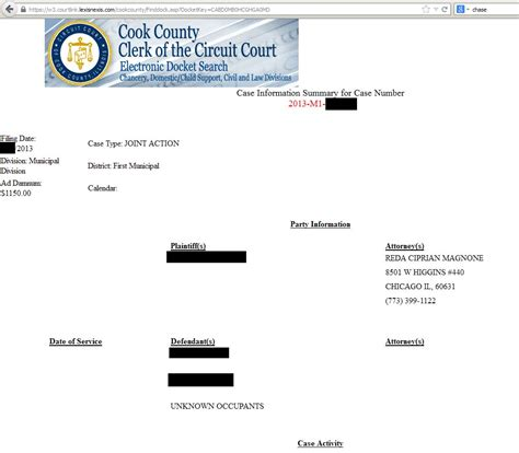Cook County Eviction Search Simple Tenant Screening Tip For Cook County Landlords