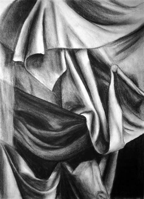 draping sketches title drapery still life artist nancy mueller medium