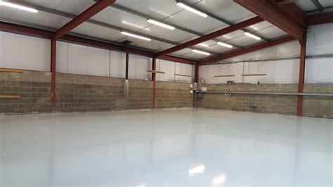 Industrial Floor L Uk by Axtell Warehouse Flooring By Ssc Industrial Flooring