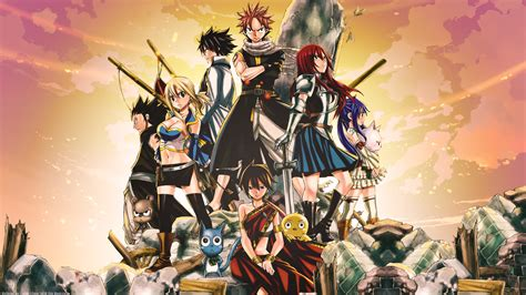 wallpaper anime fairy tail fairy tail fairy tail wallpaper 34202701 fanpop
