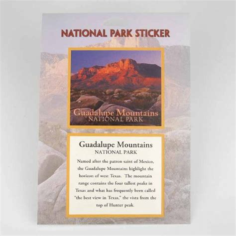 Free National Park Stickers
