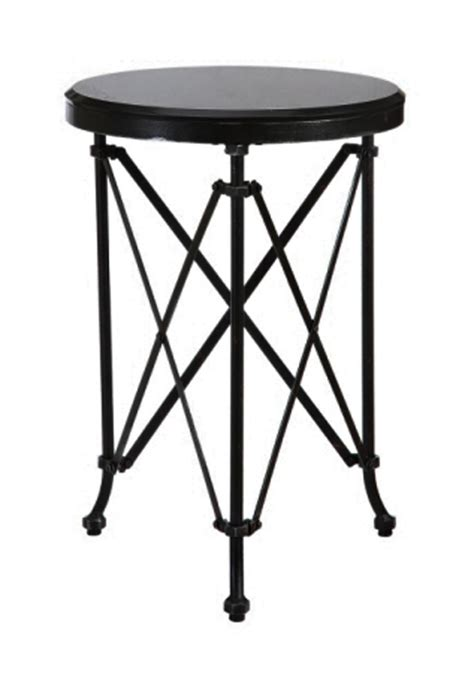 steel accent table amazing of round metal accent table with marble metal
