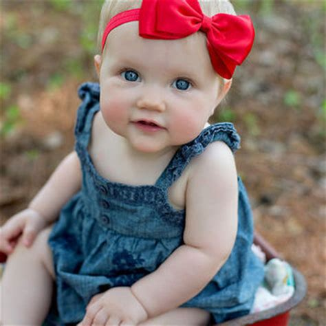 shop baby headbands etsy on wanelo best big hair bows products on wanelo