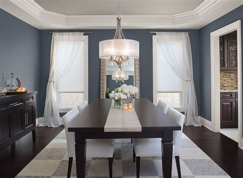 Dining Room Grey Blue 123 Best Images About Paint And Accent Wall Ideas On