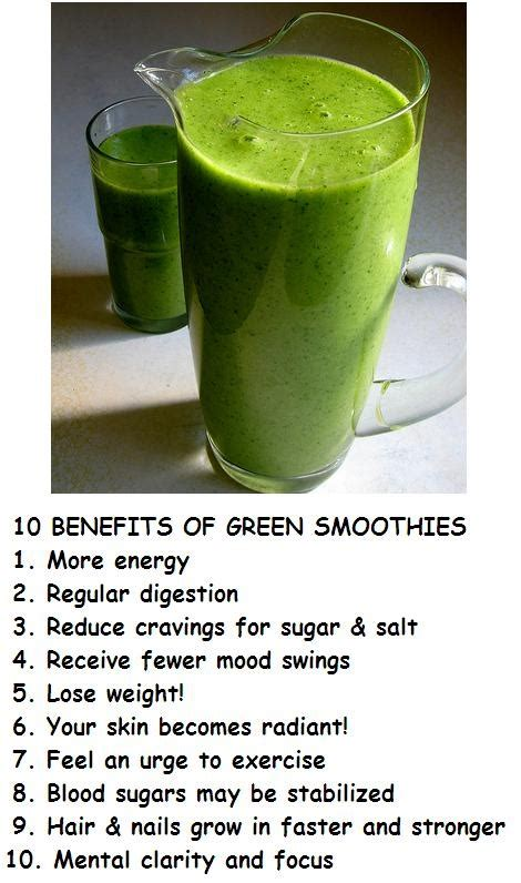 Benefits Of A Green Smoothie Detox 33 best images about green smoothies on green