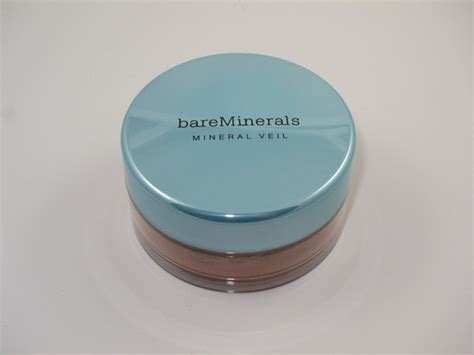 Bareminerals Mineral Veil Finishing Powder Broad bare minerals remix bronzing mineral veil finishing powder broad spectrum spf 25 review