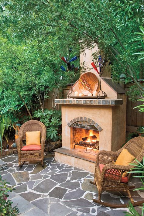 fireplace mantel cover southern living screened porch porch and patio design inspiration southern living