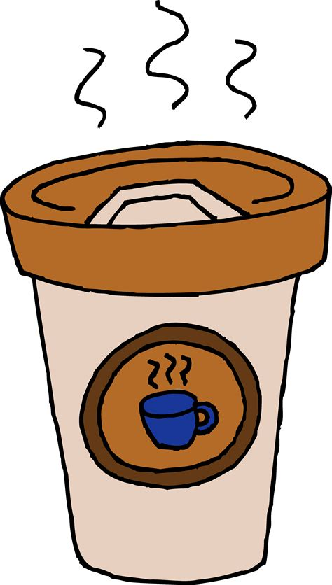 cup cartoon quotes with clip art quotesgram