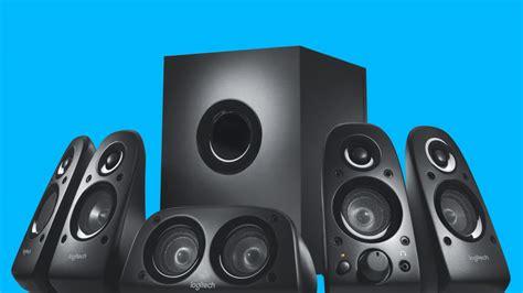 logitech   surround sound speakers system