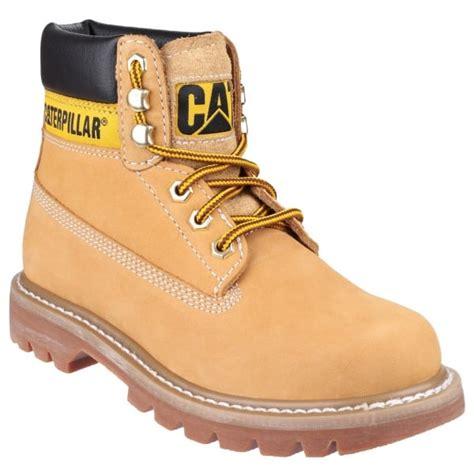 Heels Boot Reslet Semikulit caterpillar colorado lace up honey reset boots shoes co uk