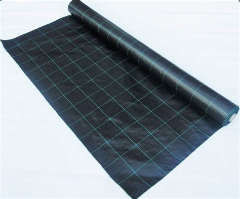 heavy duty landscape fabric 4m wide landscape fabric membrane ground cover 100 gsm heavy duty ebay