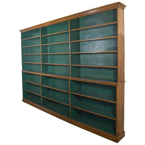 Library Bookcase Antique Library Bookcase At 1stdibs