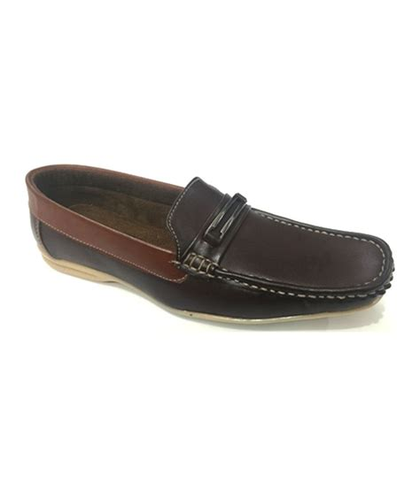 brown slip on loafers stylar brown slip on loafers price in india buy stylar