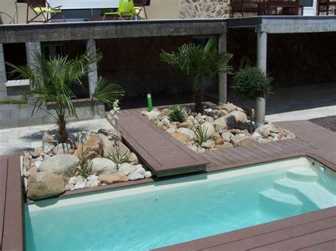 terrasse 9 axa les 25 meilleures id 233 es concernant piscine coque sur