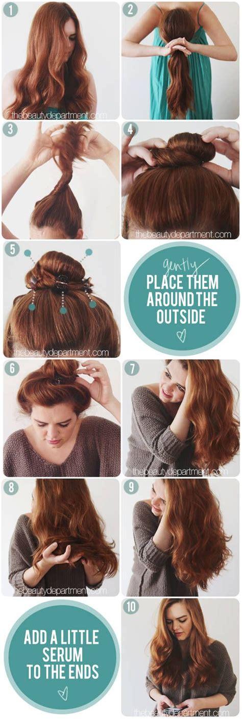 heatless hair styles best 20 heatless waves ideas on pinterest heatless